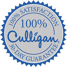 100% Satisfaction 100% Culligan 30-Day Guarantee